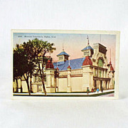Utah Centennial 1947 Mormon Tabernacle Ogden Utah