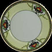 Noritake Mystery #80 Dessert or Pie Plates