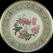 SALE Boehm Birds Lenox Limited Edition 1975 Plate (NOW ON SALE)