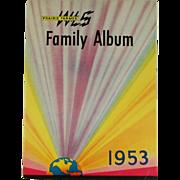 SALE WLS Prairie Farmer Family Album 1953  (SALE)