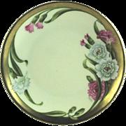 SALE Tirschenreuth Hand Painted 6 Inch Plate