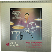SALE Buddy Rich Live on King Street Cafe 3-732 Original Master Recording Vinyl LP Set