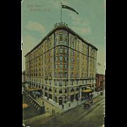 Hotel Seneca Rochester NY Mezzochrome Post Cards