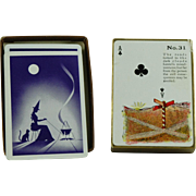 Playing Cards Gypsy Witch Fortune Telling U.S. Playing Cards Co.