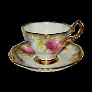 Royal albert - Frosted Ferns - Teacup Set