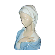 SALE Lladro - Madonna Bust #4649