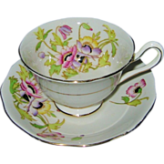 SALE Royal Albert - Gloria - Teacup Set