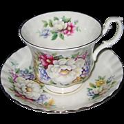SOLD Royal Albert - Sherborne - Teacup Set