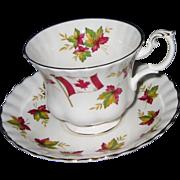 SALE Royal Albert - From Sea to Sea - Teacup Set