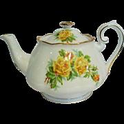SOLD Royal Albert - Tea Rose  - Large Teapot
