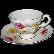 Clare - Florals - Teacup Set