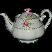 SOLD Royal Albert - Petit Point - 4 Cup Teapot
