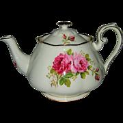 SOLD Royal Albert -American Beauty - Large Teapot