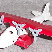 Marx Pressed Steel Airplane