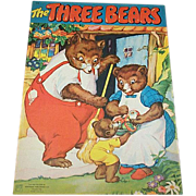 1943 The Three Bears Children's Book