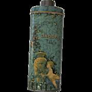 Jadda Talca Talc Tin Renee NY Paris
