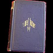 SALE 1869 Antiquities of Heraldry Medieval Amorial Seals Ellis Antique Book Illustrated Plates