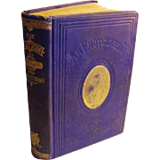 1872 The Nation Its Rulers and Institutions Outlines of the Government Victorian Antique Histo
