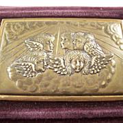 Charming Reynold's Angels Edwardian Box