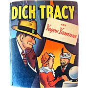 Dick Tracy and Yogee Yamma Whitman Better Little Book Copyright 1946