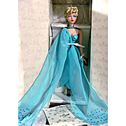 Gene Doll In Blue Goddess Mint in Box Signed by Mel Odom Complete With Original ...