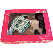 Ginny Doll Riding Outfit #7131 In Original Box Vogue Vintage 1950s