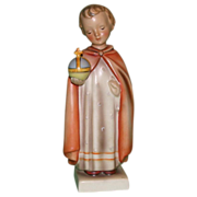 "REDUCED Hummel - ""The Holy Child"" - Early Version in Rare Larger Size - Full Bee Mar"