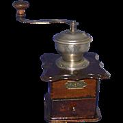 REDUCED Vintage German Coffee Grinder - Still Works!