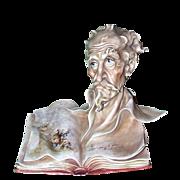 """REDUCED Borsato - """"Don Quixote"""" - Wonderful Porcelain Sculpture -Great Detail - Grea"""