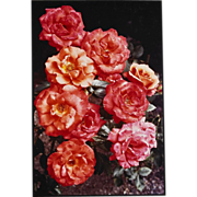 REDUCED PAIR Of Marvelous Photographs by Russel Morgan, Exhibited