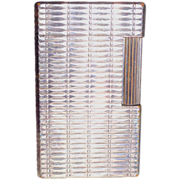 REDUCED DuPont Silver Cigarette Lighter, Numbered, Circa 1970s