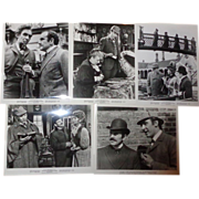 "Billy Wilder's ""Secret Life Of Sherlock Holmes"" - Five Original Publicity Photos - 1"