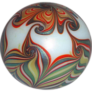 SOLD Steven Lundberg - Personally Signed Paperweight,