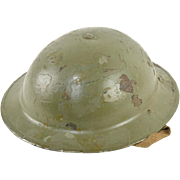 REDUCED WWII British Helmet c. 1940