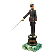 Belgian Royal Military Sentinel Model Presented To General Alexander Haig (U. S. Secretary Of