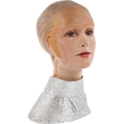 "ALIEN NATION Michele Scarabelli Head Appliance ""Susan Francisco"" circa 1989/1990."