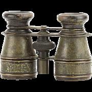 REDUCED Vintage German FABR. EMIL Binoculars