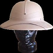 SOLD Vintage Pith Helmet