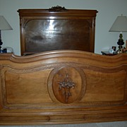 SALE Louis XVI Style Bed