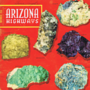 SOLD Minerals Both Rare and Exotic Special Issue Arizona Highways November 1956