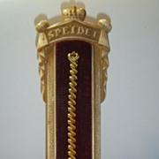 SALE Vintage Speidel Store Display & Watch Band.