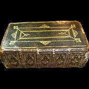 SOLD Antique Queen Anne Bible 1708
