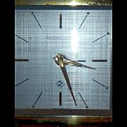 SALE Art Deco Jaeger Lecoultre Travel Alarm Clock