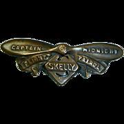 1940's Captain Midnight PIN.