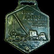 Vintage 1930's Key Chain