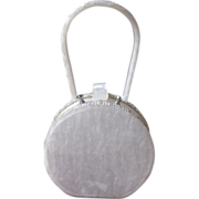 Lucite Purse by Wilardy.