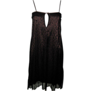 Country Road Silk Short Nightgown made in Australia