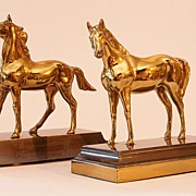 Equine Bookends
