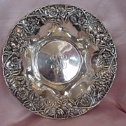 Kirk Sterling Repousse Bowl
