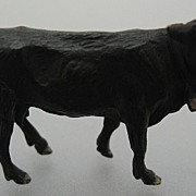 SOLD Antique Vienna Bronze Cow